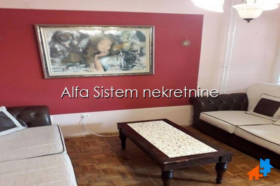 Stan , Beograd (grad) , Izdavanje | Dvosoban 53M2 Namešten Stan Na Vračaru