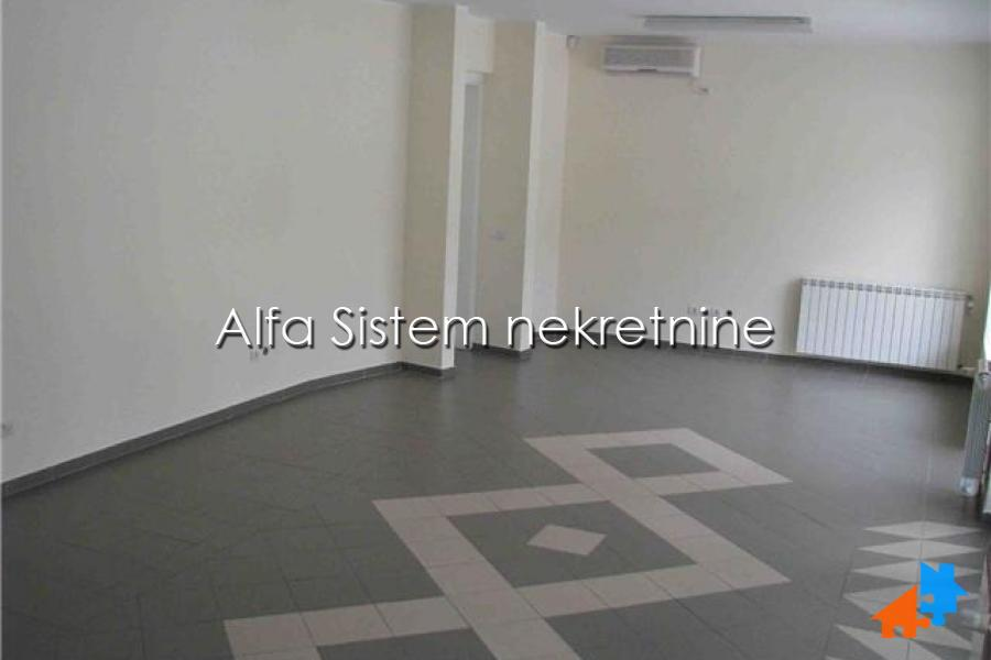 Rent, Banovo brdo, Office space